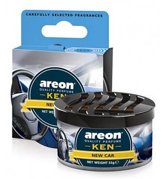 Ароматизатор повітря Areon KEN New Car
