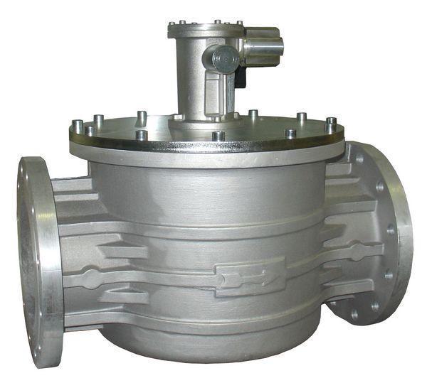 Электромагнитный клапан M16/RM N.A., DN200, 6 bar (MADAS)