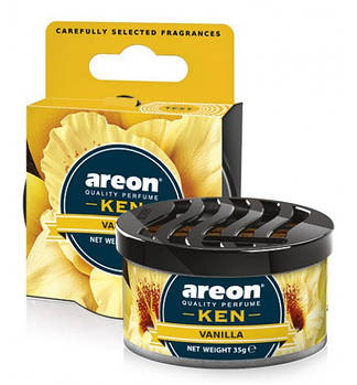 Ароматизатор повітря Areon KEN Vanilla