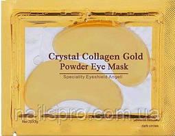 Патчі колагенові під очі Crystal Collagen Gold 1 пара