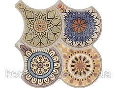 Плитка универсальная Oset Granada Deco Colours 32,5х32,5 375485