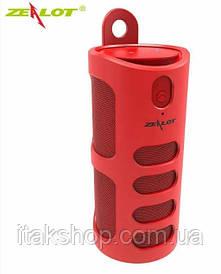 Бездротова Bluetooth колонка Zealot S8 Red