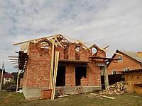 Стройтельство частных домов, особняков, коттеджей, и промышленных объектов по Черновицкой области, фото 1
