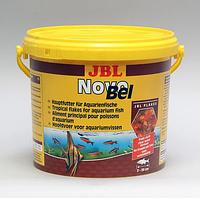 JBL NovoBel 10.5 L (1995 г) универсальные хлопья для всех видов аквариумных рыб