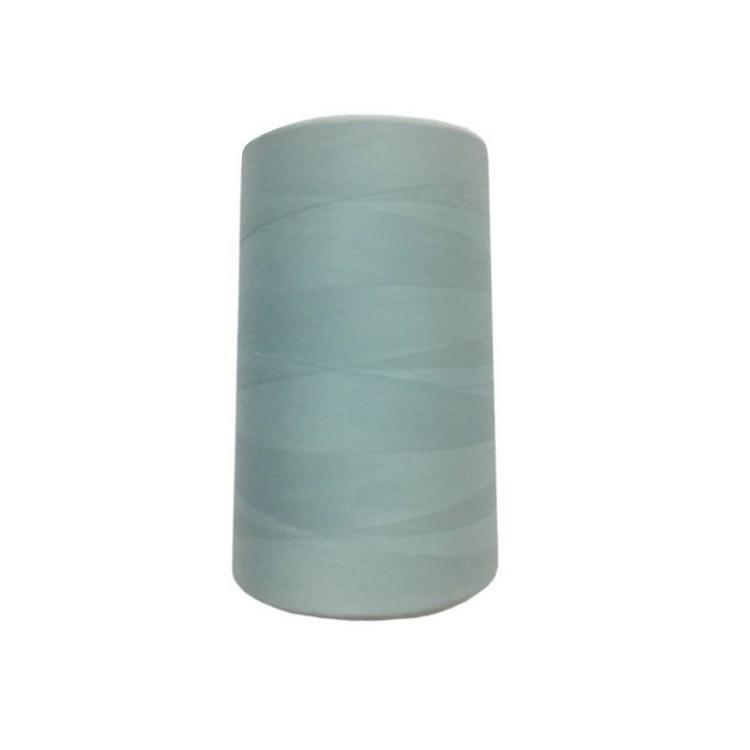 Нитки швейные 50/2 цв.S-542 голубой  светлый (боб.5000 ярдов) NITEX