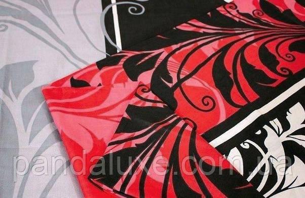 Постельное белье бязь голд, двуспальный евро комплект Ветражи, фото 3