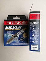 "Свечи зажигания ""Brisk"" Silver DR17YS 16кл."