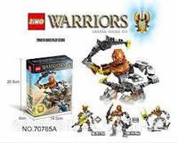 Конструктор робот Warriors Похату- Повелитель камня