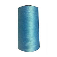Нитки швейные 50/2 цв.S-833 голубой  (боб.5000 ярдов) NITEX
