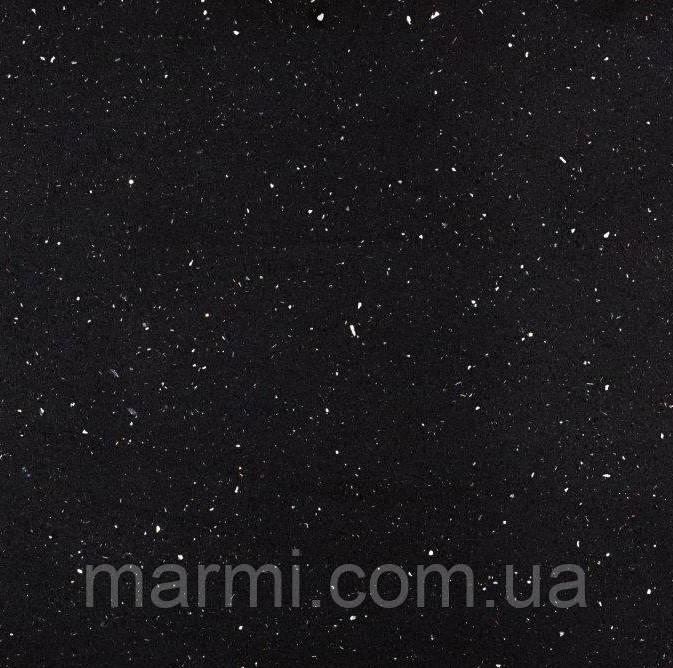 Искусственный камень, кварц Belenco Gala Black 5751