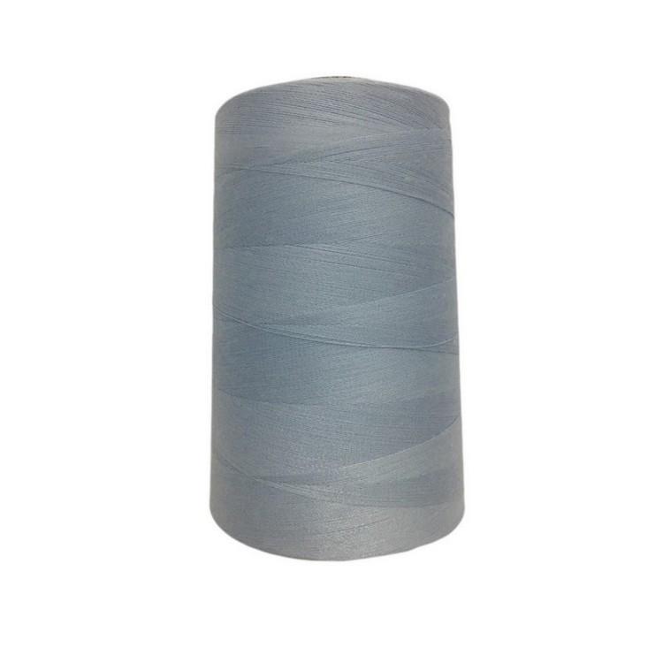 Нитки швейные 50/2 цв.S-350 голубой   (боб.4000 ярдов) NITEX