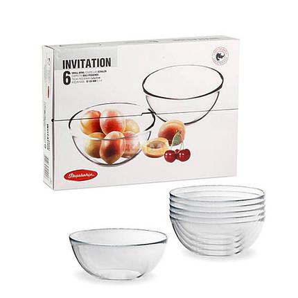 Набор салатников Pasabahce Invitation 13 см 6 шт 10341, фото 2
