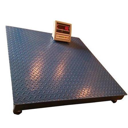 Весы платформенные ВПЕ-Центровес-0808-Э ( 500 кг), фото 2