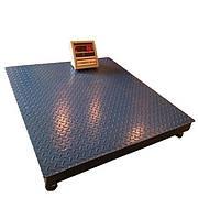 Ваги платформні ВПЕ-Центровес-0808-Е ( 500 кг)