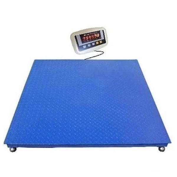 Весы платформенные ВПЕ-Центровес-0808 (500 кг)