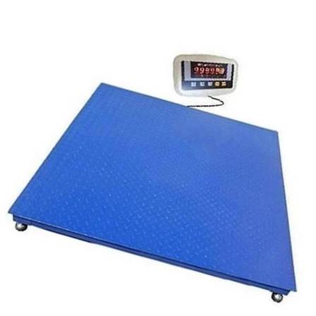 Весы платформенные ВПЕ-Центровес-0808 (500 кг), фото 2