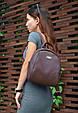 "Рюкзак ""Stefany"" 12 коричневого кольору, фото 2"