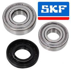 Комплект підшипників SKF і сальник (25*47*8/11,5) для пральної машини Indesit