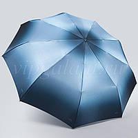 Зонт женский полуавтомат сине-голубой Popular 423-3P