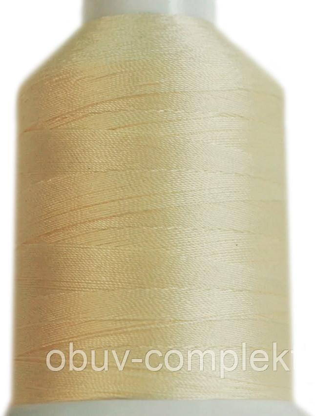 Нить №60 (1000 м.) «Титан» колір 2504 білий