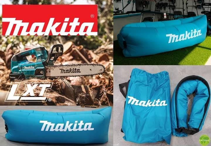 Садовый аккумуляторный инструмент Makita LXT + Ламзак