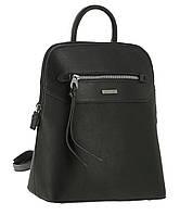Стильный городской женский рюкзак прямоугольной формы - David Jones (6110-3)