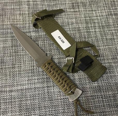 Нож метательный / 22 см / АХ-320