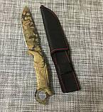 Охотничий нож XFB053 / 26 см / АК-203, фото 2