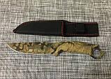 Охотничий нож XFB053 / 26 см / АК-203, фото 3