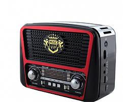 Радіоприймач колонка MP3 Golon RX-435 Red