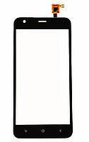 Touchscreen (сенсор) для смартфона Blackview A7 Чорний