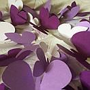 Набор 3д бабочек для декора Алиса, объемные бабочки из картона на скотче, метелики 3d, фото 4