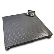 Весы платформенные ВПЕ-12Е (500 кг, 1000x1000 мм)