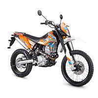Мотоцикл Geon Dakar TwinCam 250E 2019