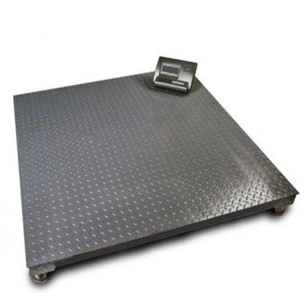 Весы платформенные ВПЕ-12Е (2000 кг, 1200x1200 мм)