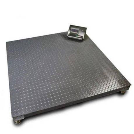 Весы платформенные ВПЕ-12Е (2000 кг, 1200x1200 мм), фото 2