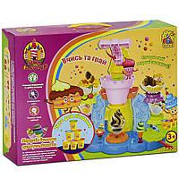 Тесто для лепки FunGame Замок сладостей (7222)
