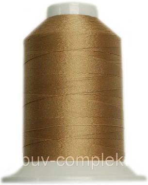 Нитка №40 (1000 м.) «Титан» колір  2739 бежевий, фото 2