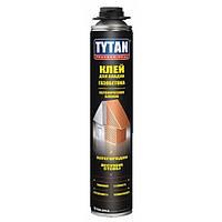 Пена-клей профессиональный для кладки газобетона Tytan Gun 750 мл
