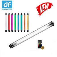 RGB LED свет DigitalFoto водонепроницаемый IP67 с пультом (P7RGB)