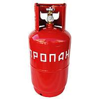 Баллон газовый бытовой 12 л Novogas 58969 (2693)