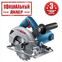 Дисковая пила Bosch GKS 600 (1.2 кВт, 165 мм, 55 мм)