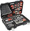 Набір інструментів ключів головок Yato YT-38901 122 предмета