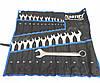 Набор рожковых накидных ключей Mastiff 6-32 мм 25 предметов