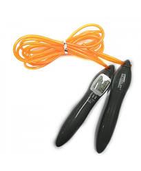 Скакалка с электронным счетчиком LiveUp Electronic Jump Rope, LS3123