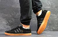 Кроссовки Adidas London, черные