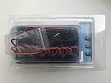 Панель перемикання на 6 кнопок з вольметром, USB і прикурювачем, фото 4