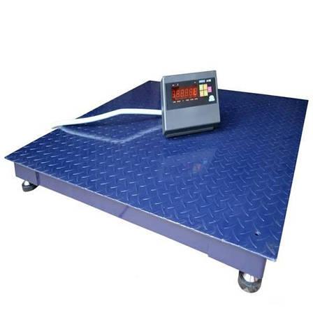 Весы платформенные ЗЕВС-СТАНДАРТ (500 кг - 1200х1200), фото 2