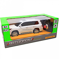 Машинка игровая автопром на радиоуправлении Lexus LX570 (8812), фото 3