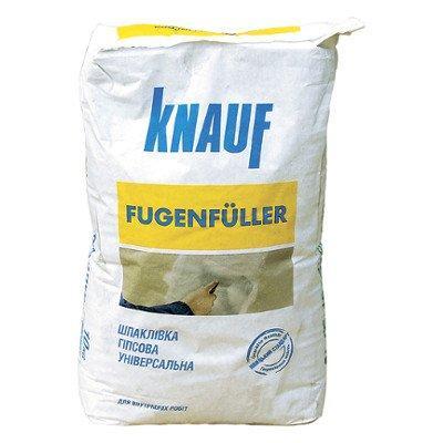 Шпаклевка гипсовая KNAUF Fugenfuller для швов (10 кг)
